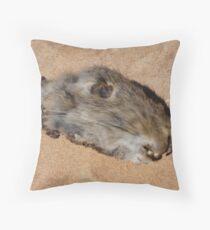 Dead Rabbit - Western Australia Throw Pillow