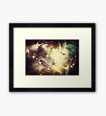 Within Us Framed Print