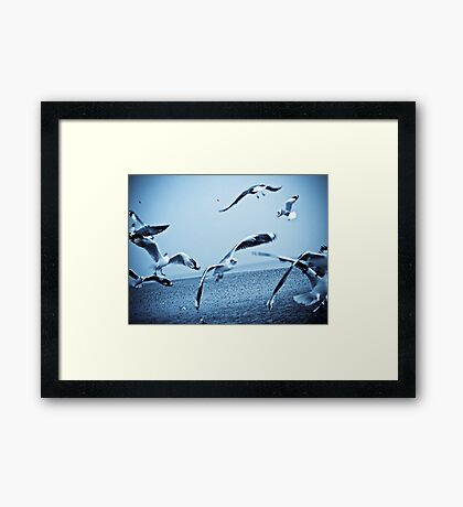 Fly with me...: On featured work: Let-there-be-light-art Group page=5 Framed Print