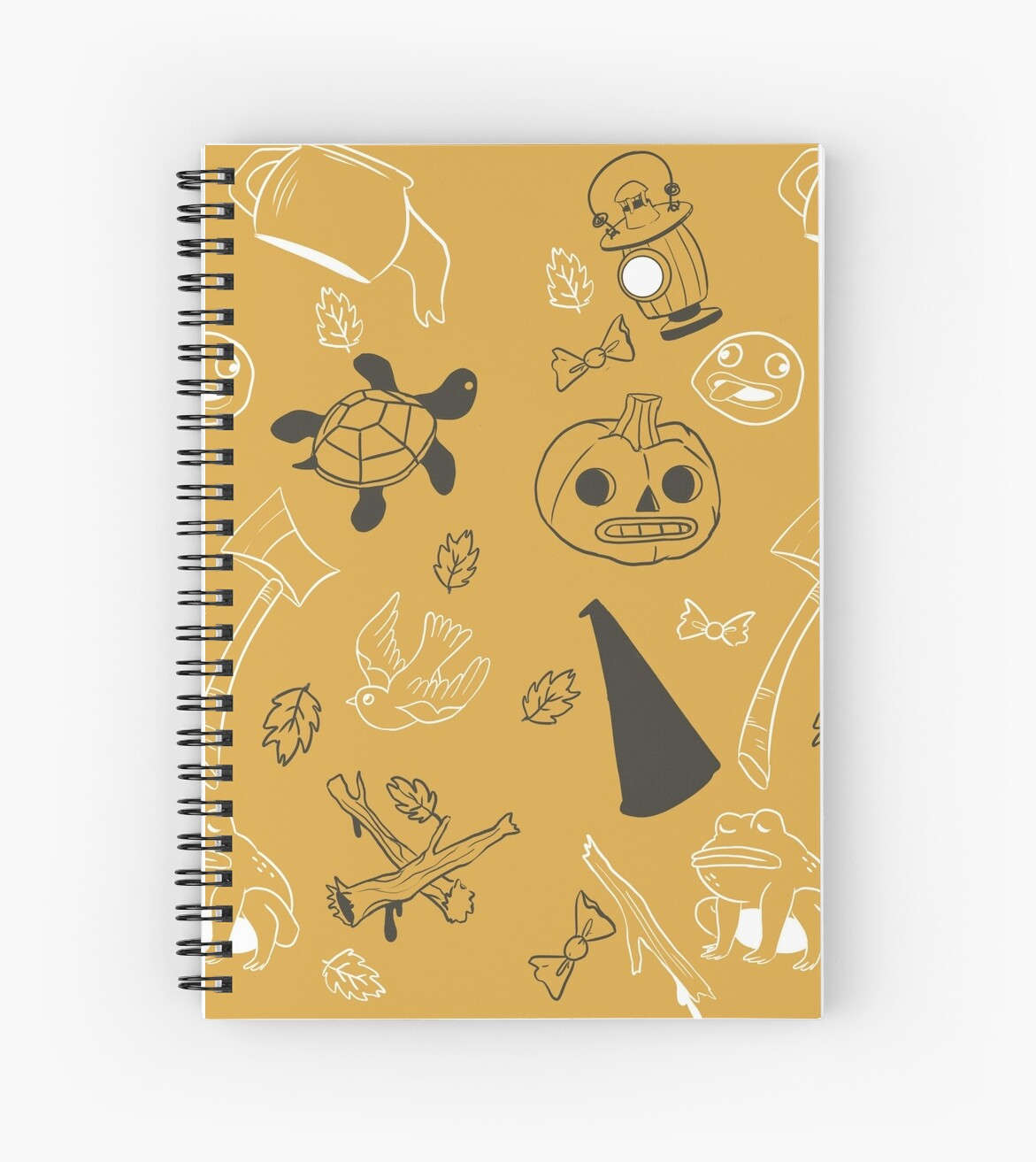 Over the Garden Wall Pattern\