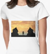 temple twin T-Shirt