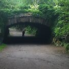 "Tunnel of Love - Central Park West by Christine ""Xine"" Segalas"