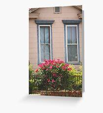 PRETTY AS A PICTURE! Greeting Card