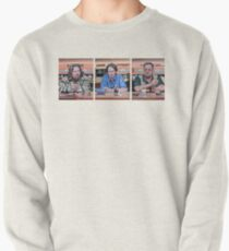 Lebowski Triptych Pullover