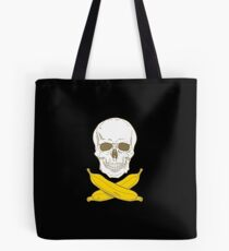 Banana Pirate Tote Bag