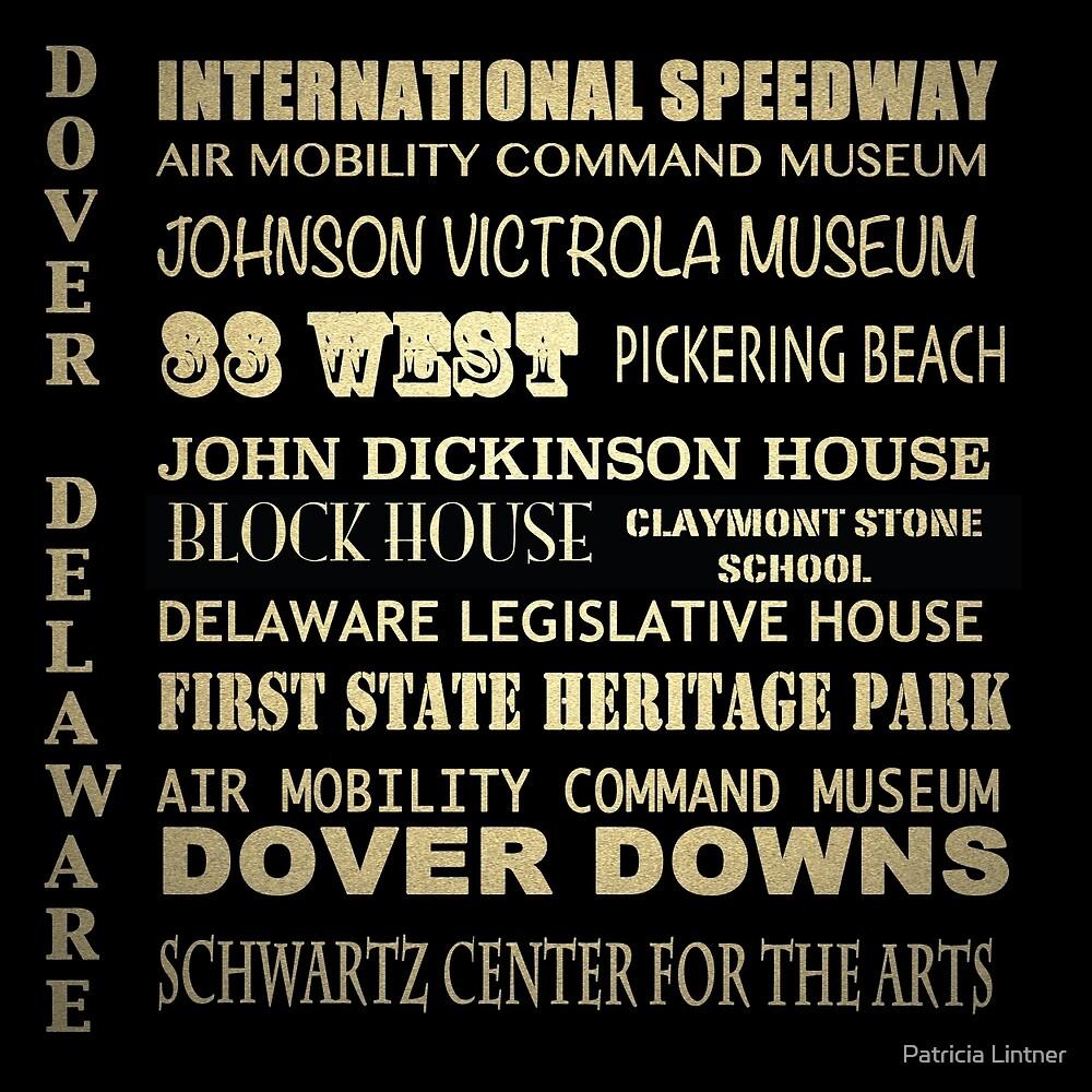 Dover Delaware Famous Landmarks by Patricia Lintner