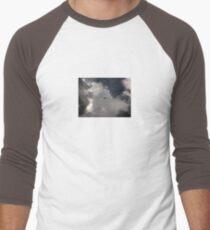 Through the Storm Dragon Men's Baseball ¾ T-Shirt