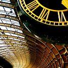 York station by Robert Steadman