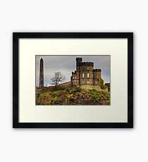 The Governor's House Framed Print