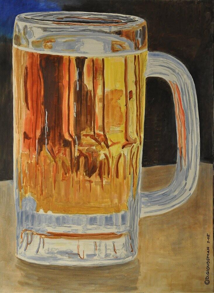 """"""" Mug Shot """" by Denis Gloudeman"""