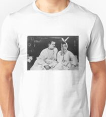 Laurel and Hardy Unisex T-Shirt
