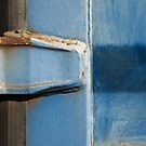 Rusty Hinge by Orla Cahill Photography
