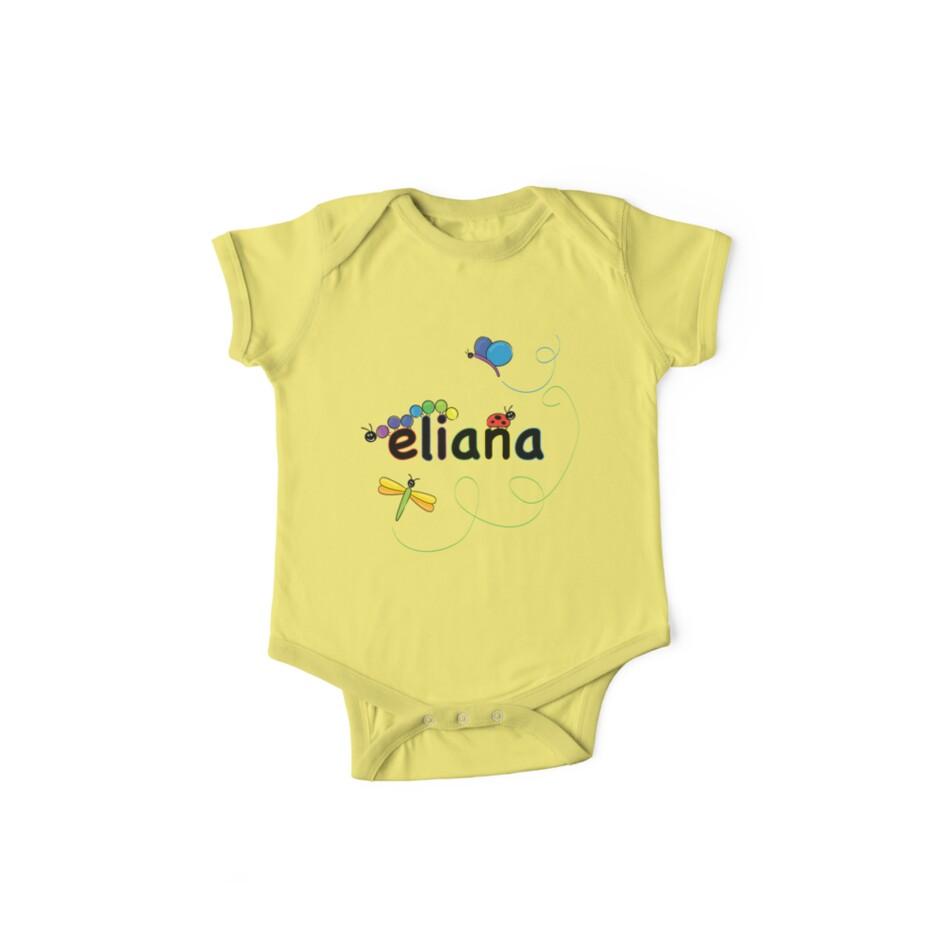 eliana w bugs by sabrina card