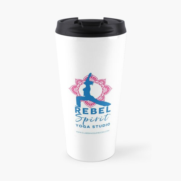Rebel Spirit Yoga Studio Travel Mug