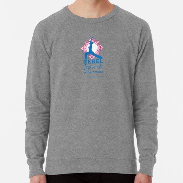 Rebel Spirit Yoga Studio Lightweight Sweatshirt