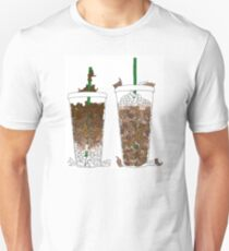 Starbucks Kittens! T-Shirt