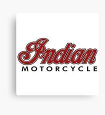 Cruiser Motorcycles Canvas Print