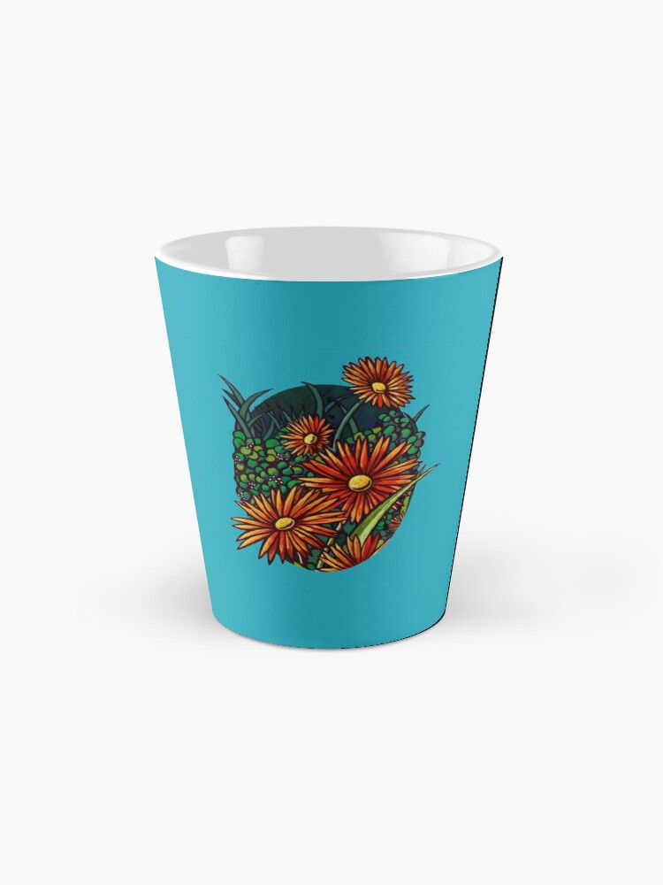Alternate view of Wild Flowers Mug