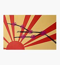 Rising Sun Photographic Print