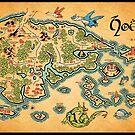 Hoenn Map by MeleeNinja
