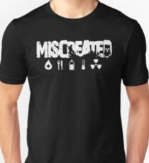 Miscreated T-Shirt White Text (official) T-Shirt