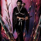 LONE WOLF and CUB ! by Ray Jackson