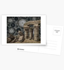 Ancient Ruins of the Future Postcards