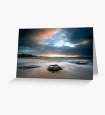 Hebridean Light Greeting Card