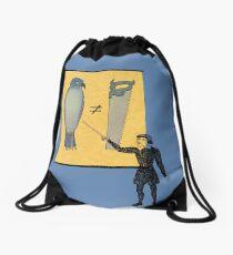 Hamlet's Weather Report Drawstring Bag