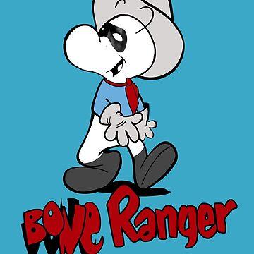BONE RANGER by haegiFRQ