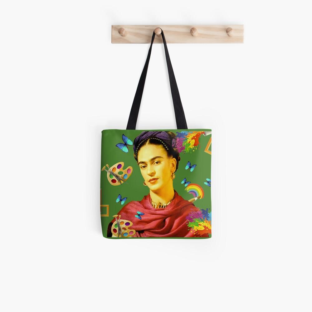 Frida Kalho - Artist Tote Bag