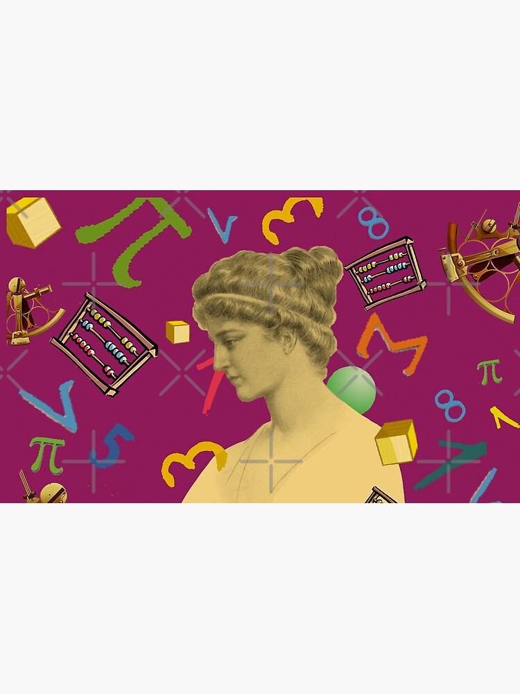 Ipazia - Mathematician by ihave-avoice