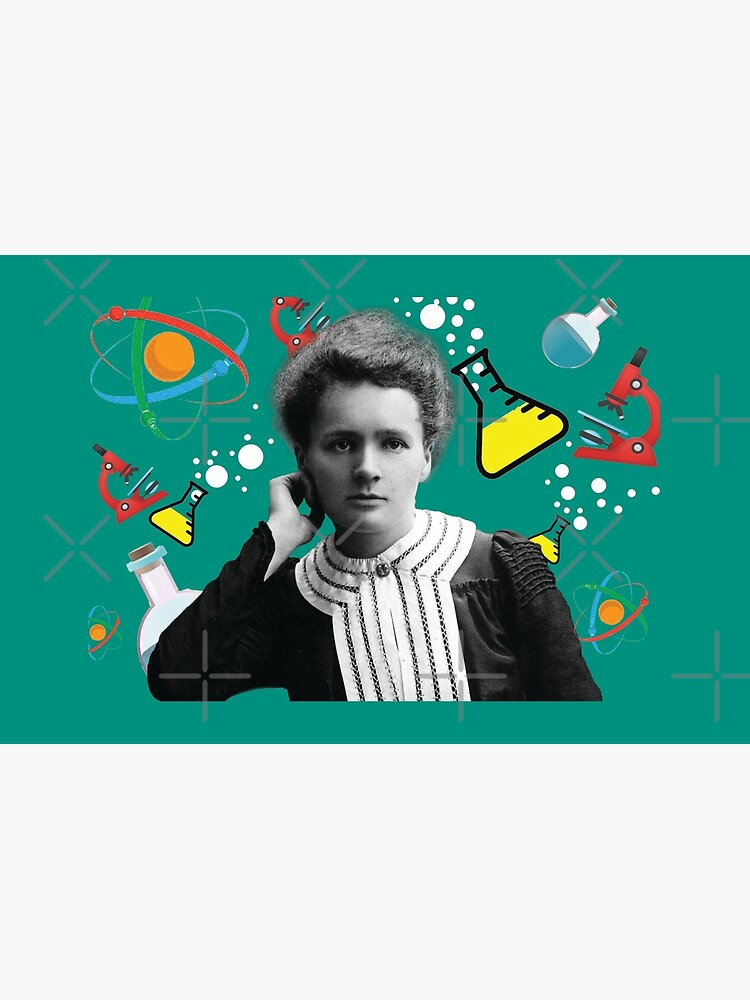 Marie Curie - Scientist by ihave-avoice