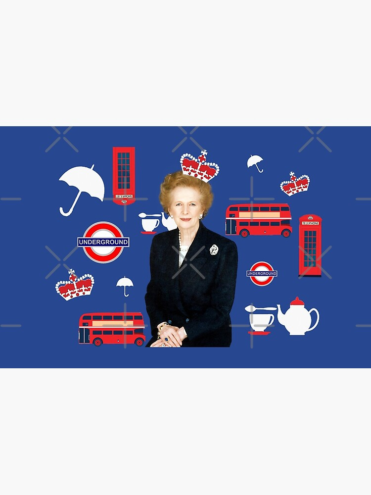 Margaret Thatcher - Prime Minister by ihave-avoice