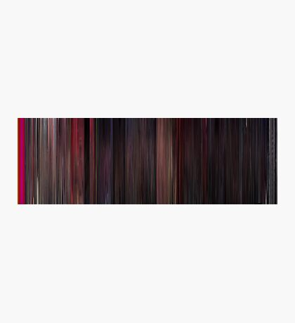 Moviebarcode: West Side Story (1961) Photographic Print