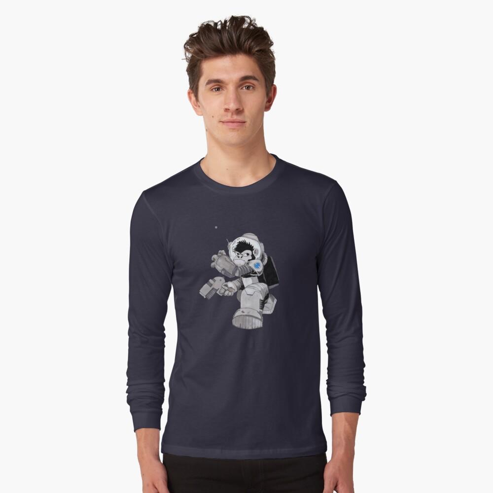 Ookie the Space Ape Long Sleeve T-Shirt