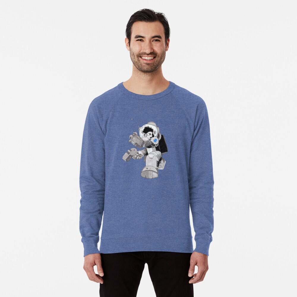 Ookie the Space Ape Lightweight Sweatshirt