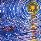 The Sea of Life by Sesha