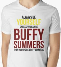 Always Be Buffy Summers T-Shirt
