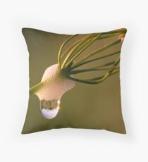 Cuckoo-Spit Throw Pillow