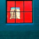Blazing Window by Justin Baer