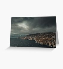 Lost Ship Greeting Card