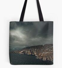 Lost Ship Tote Bag