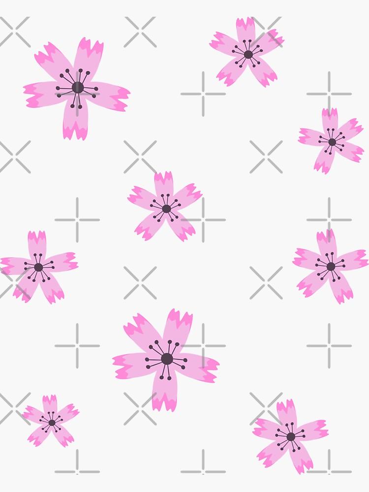 Sakura flowers by tannie