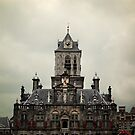 Town Cathedral, Holland by Melissa Fuller