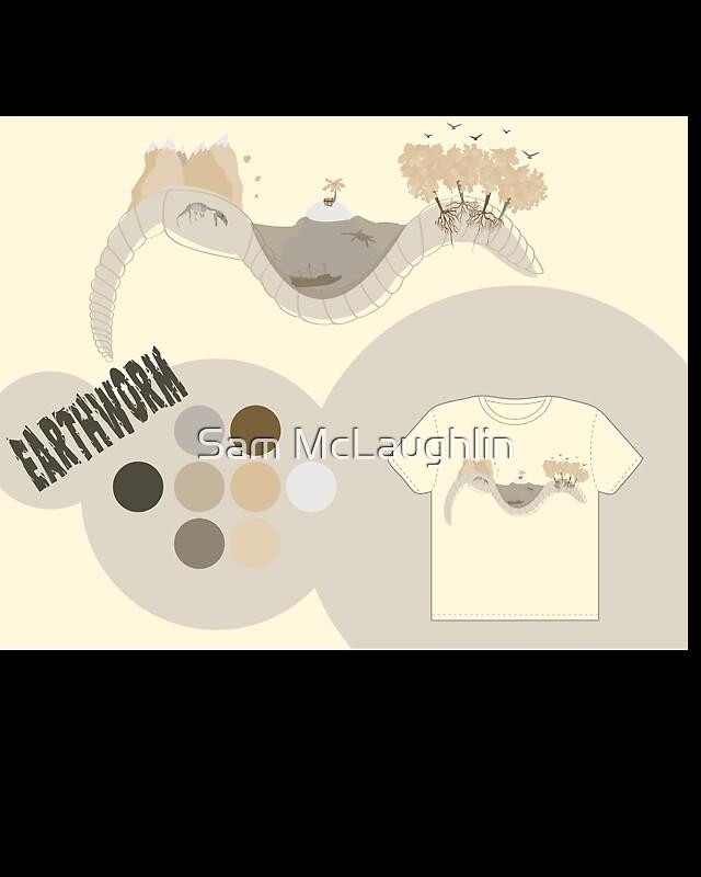 Earthworm by Sam McLaughlin