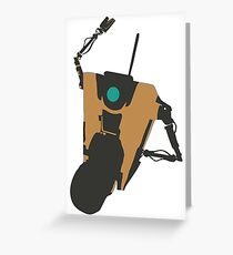 Claptrap Party Greeting Card