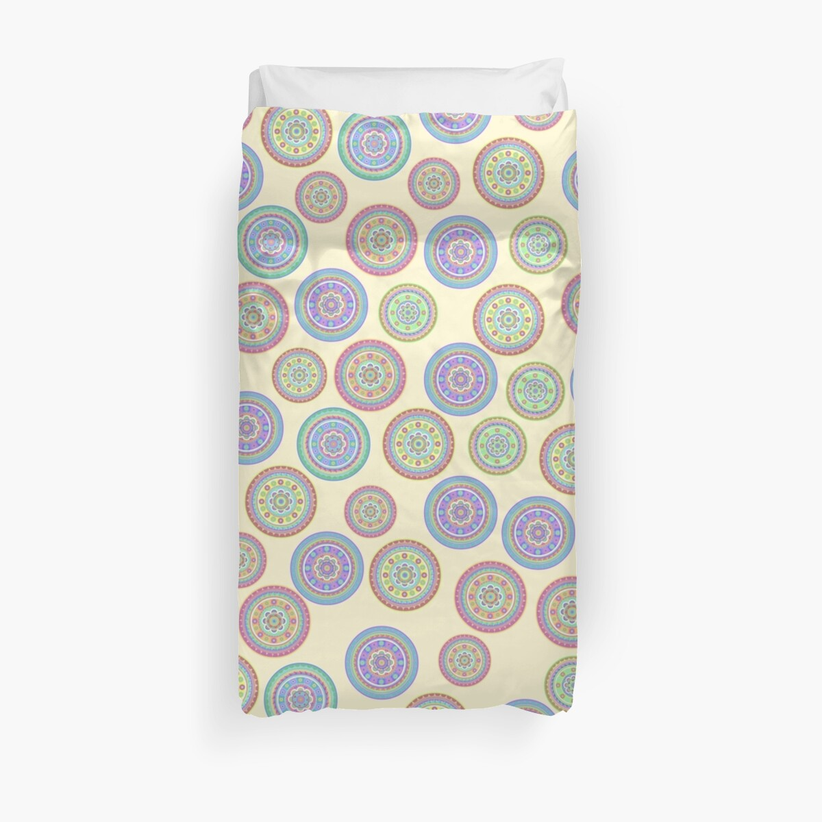 Quot Zentangle Quot Duvet Covers By Alapapaju Redbubble
