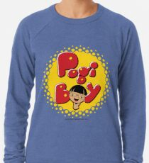 The Pogi Boy Truck Logo 1 Lightweight Sweatshirt