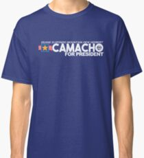 Idiocracy - Camacho for President Classic T-Shirt